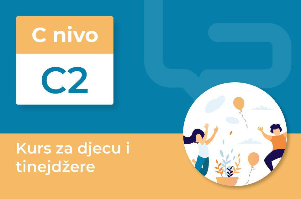 Kurs za djecu C2
