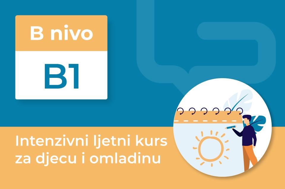 Intenzivni ljetnji kurs B1