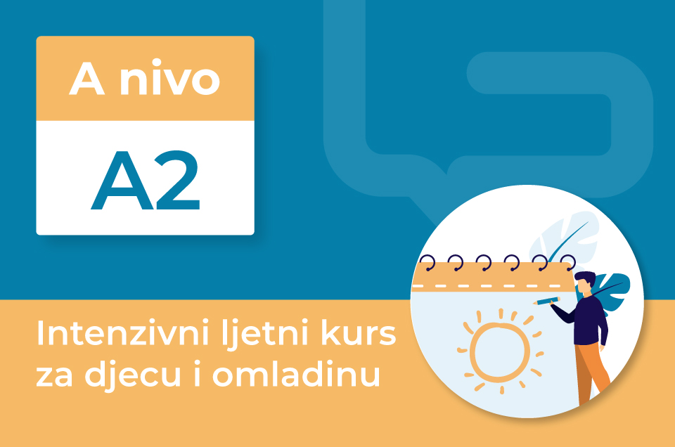 Intenzivni ljetnji kurs A2